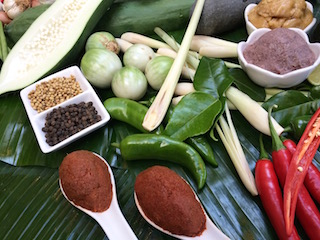 Thai cooking classes in small friendly groups
